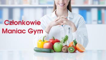 Konsultacja dietetyczna- Podstawowa (klienci MG)