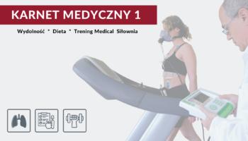 Karnet medyczny 1 (klienci MG)